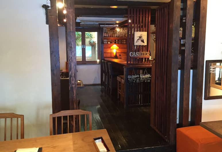 cinq petit chambre, Kyoto, Hotel Lounge