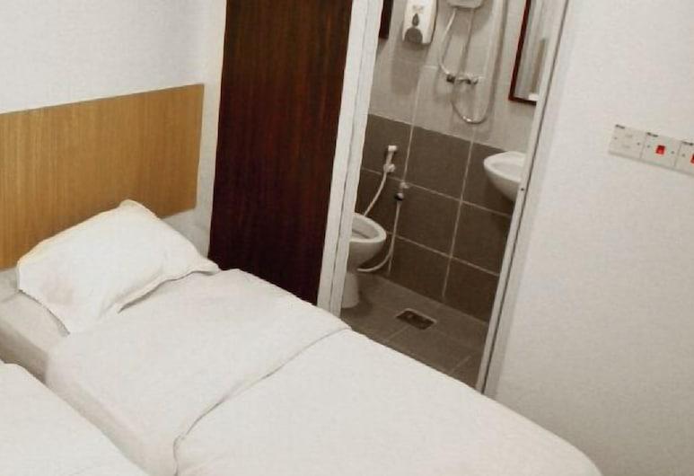 河濱留宿之地飯店, 古晉, 標準雙床房, 2 張單人床, 客房