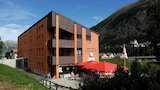Book this In-room accessibility Hotel in Pontresina