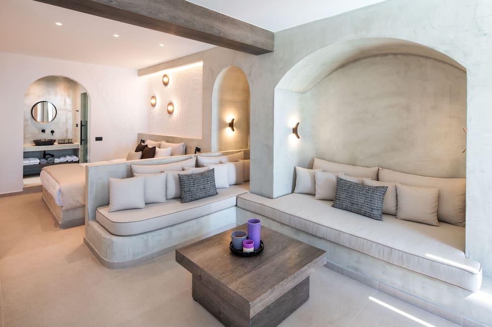 Villa (N) - Living Room