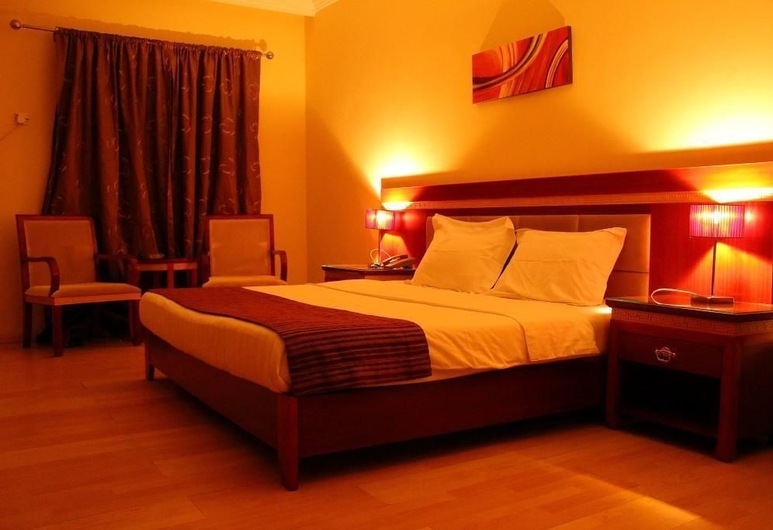 Hotel Rosebud, אבוג'ה, חדר אורחים