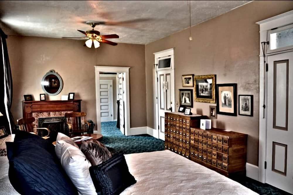 Apartmán, 1 veľké dvojlôžko - Hosťovská izba