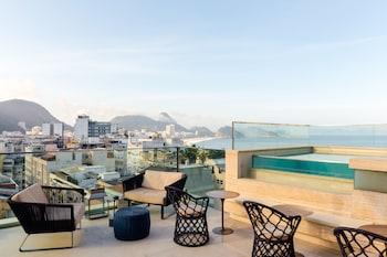 Fotografia do Ritz Copacabana Boutique Hotel em Rio de Janeiro