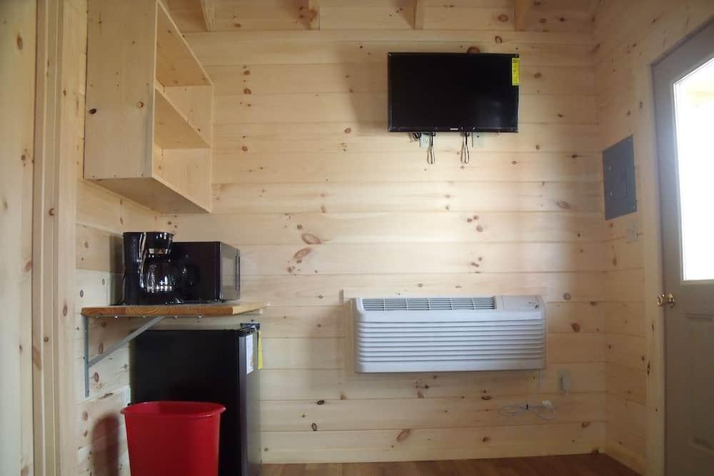 Deluxe Cabin, 1 Bedroom - Room amenities