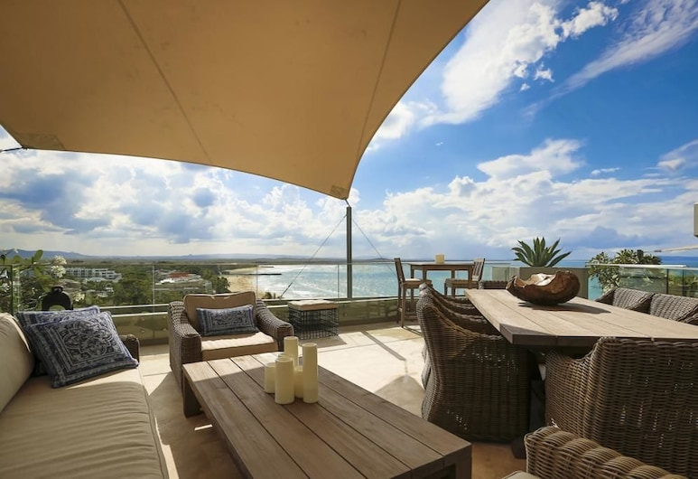 Hastings Park Noosa, Noosa Heads, Ρετιρέ, 4 Υπνοδωμάτια, Θέα στη Θάλασσα (Apartment 5), Μπαλκόνι