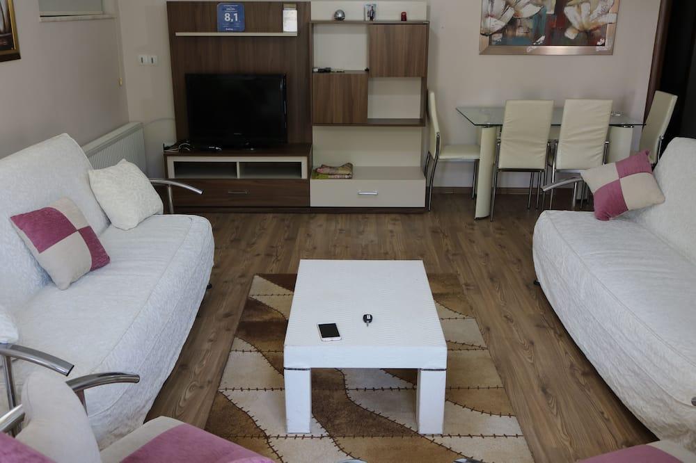 Vila, 3 kamar tidur (V2) - Ruang Keluarga