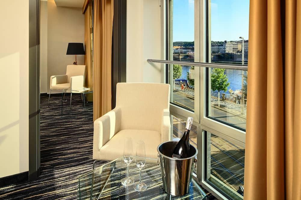 Королівський номер-люкс, 2 спальні, з видом на місто (River Royal Suite) - Тематична дитяча кімната