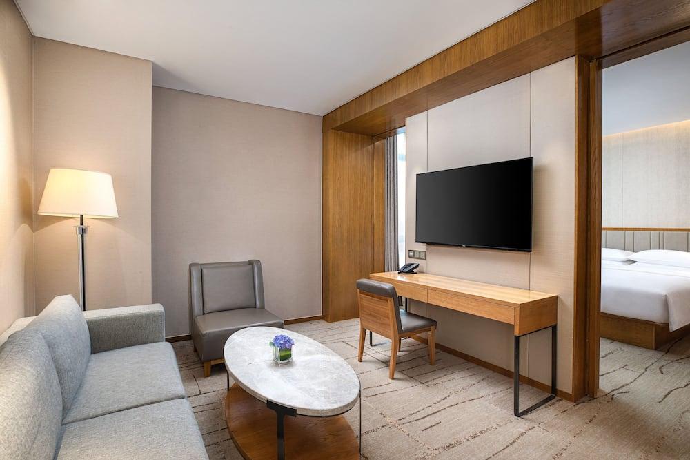 Apartmá typu Deluxe, dvojlůžko (200 cm) - Pokoj