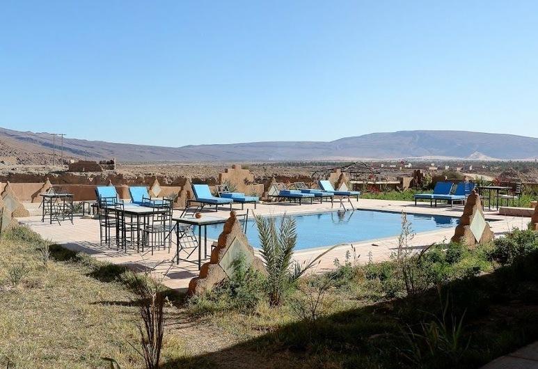 Hotel Kasbah Tissint, Tissint, Outdoor Pool