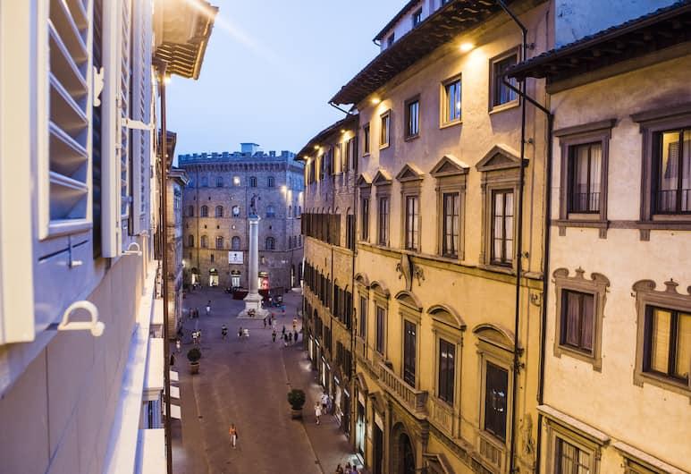 Milu Hotel, Firenze, Udendørsareal
