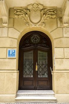 Mynd af Pensión Kursaal í San Sebastian
