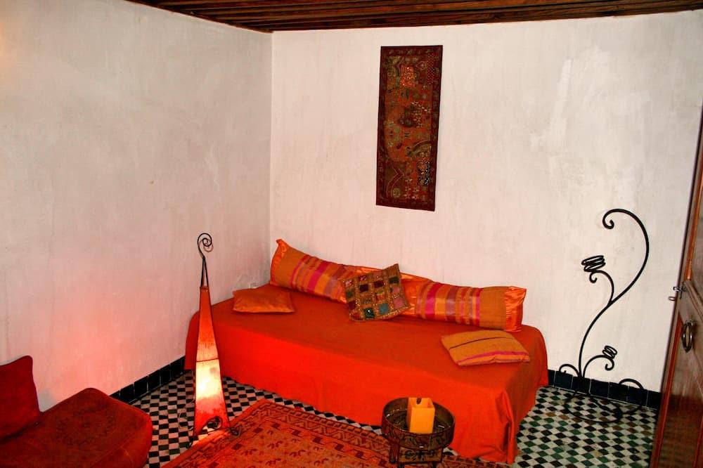 Superior Suite (Orange) - Living Area