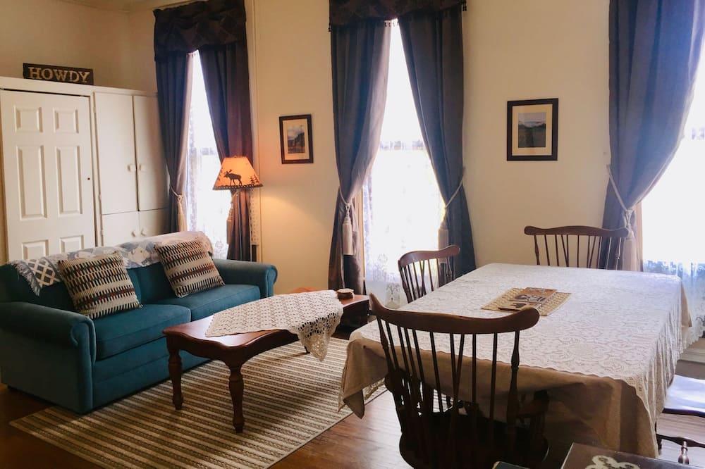 Suite Tradition, 1 chambre, vue ville - Coin séjour