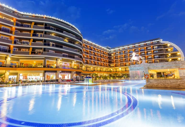 Senza The Inn Resort & Spa - All Inclusive, Alanya, Açık Yüzme Havuzu