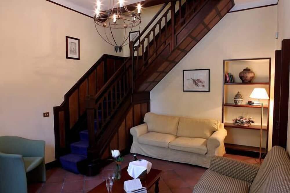 Luxury-huvila, 2 makuuhuonetta - Oleskelualue