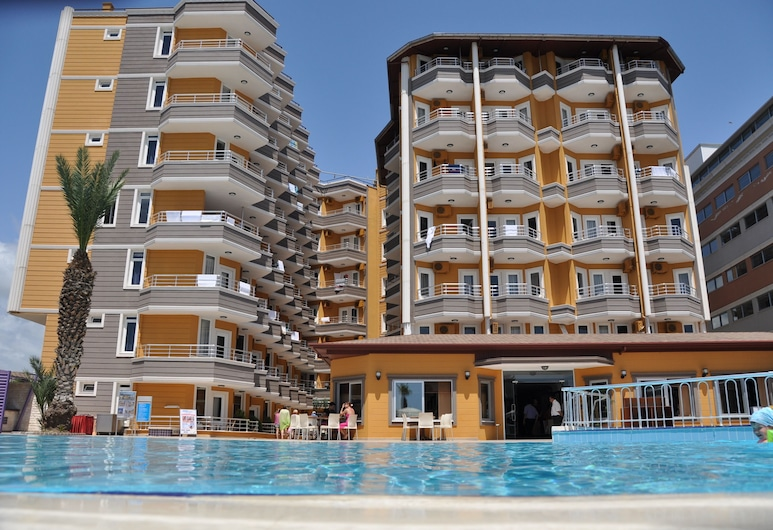 Senza Inova Beach Hotel - All Inclusive, Alanya, Açık Yüzme Havuzu