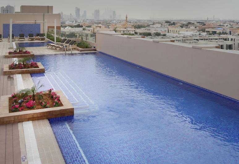 Metropolitan Hotel Dubai, Dubai, Rooftop Pool