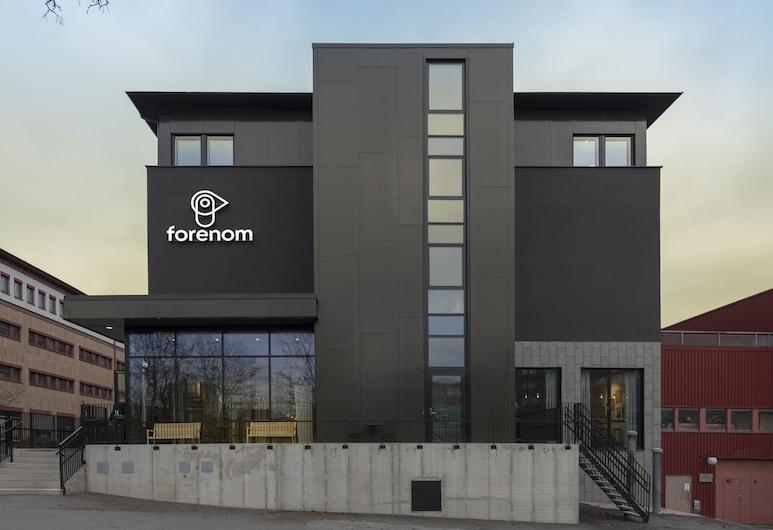 Forenom Aparthotel Stockholm Kista, Kista, Hótelframhlið