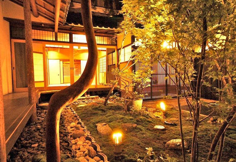 庵町家民宿, Kyoto, 傳統獨棟房屋, 3 間臥室, 非吸煙房, 河景 (Minoya-cho Machiya, CI by 6 PM), 客房
