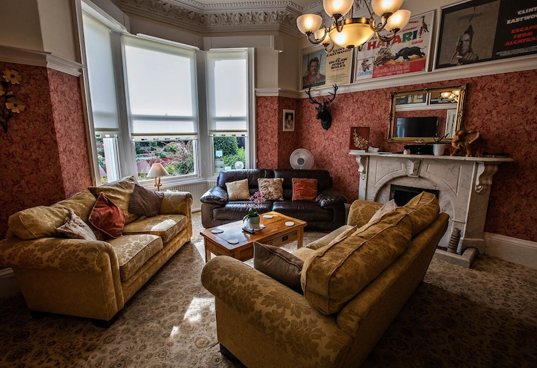 Raincliffe Hotel, Scarborough, Hotel Lounge