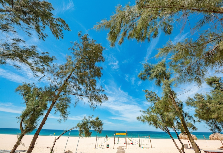 Bao Ninh Beach Resort, Dong Hoi, Plage