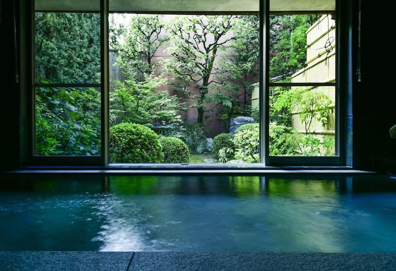 山田屋日式旅館, Kyoto, 公共浴室