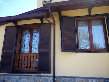 Selline näeb välja Villa Le Giare, Agerola