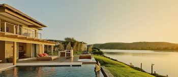 Hình ảnh Plett Lagoon Villa tại Vịnh Plettenberg