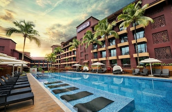 Enter your dates to get the Anjuna hotel deal