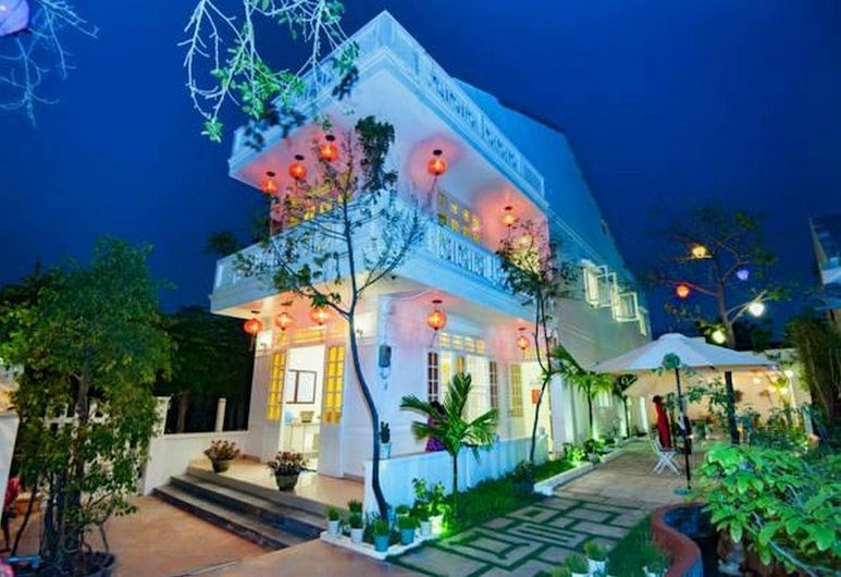 Minh Phat Homestay, Hoi An, Fachada do Hotel - Tarde/Noite