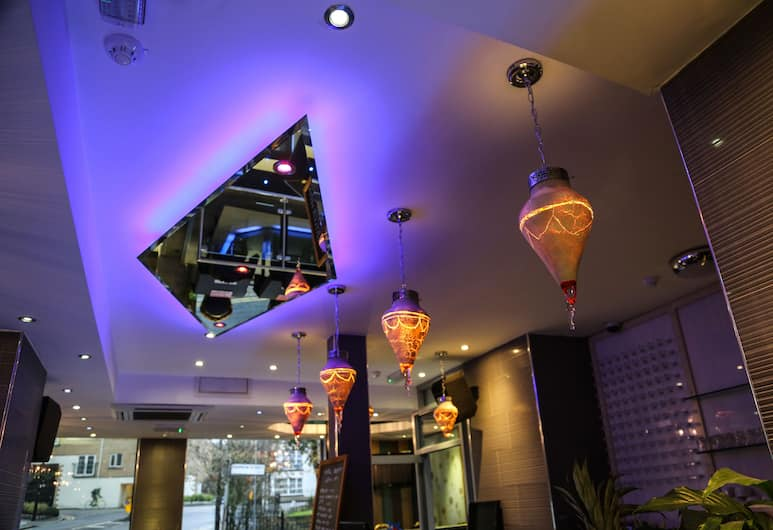 London Star Hotel, London, Hotel Interior