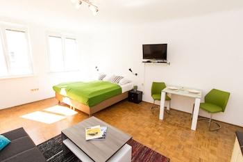 Wiedeń — zdjęcie hotelu CheckVienna Apartment Jenullgasse