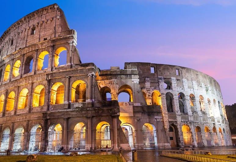 Relais Incantesimo Vaticano, Róm, Ytra byrði