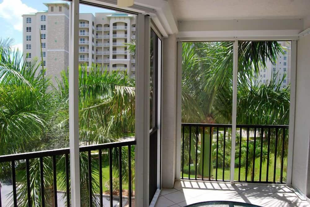 Luxury Apartment, 3 Bedrooms, Non Smoking, Beach View - Balcony