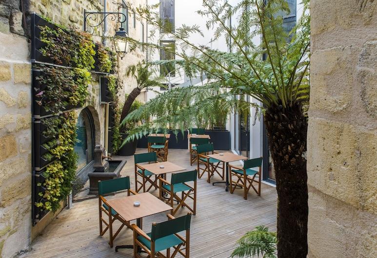 Hôtel Vatel, Bordeaux, Terrasse/Patio