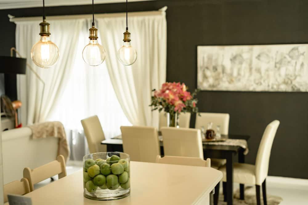 Casa familiar, 2 habitaciones (The Seagull Hemanus House) - Comida en la habitación