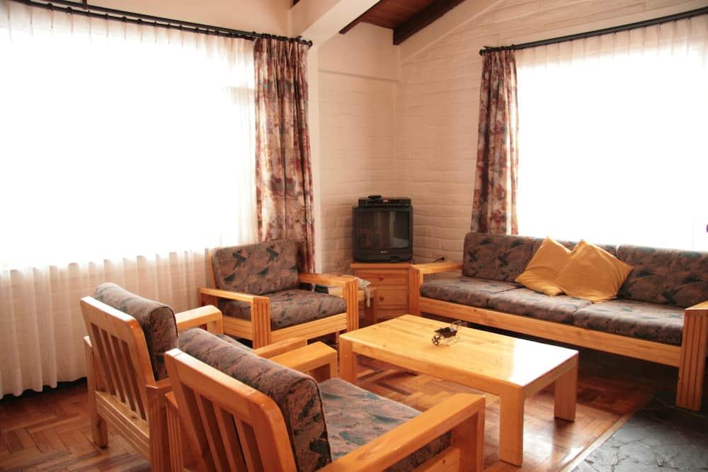 Superior Apart Daire, 2 Yatak Odası - Oturma Alanı