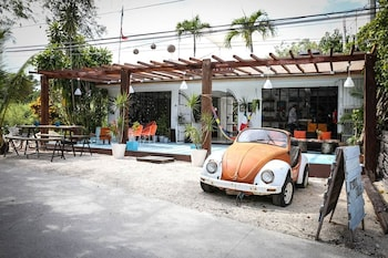 Bild vom Teetotum Hotel Restaurant Lounge in Tulum