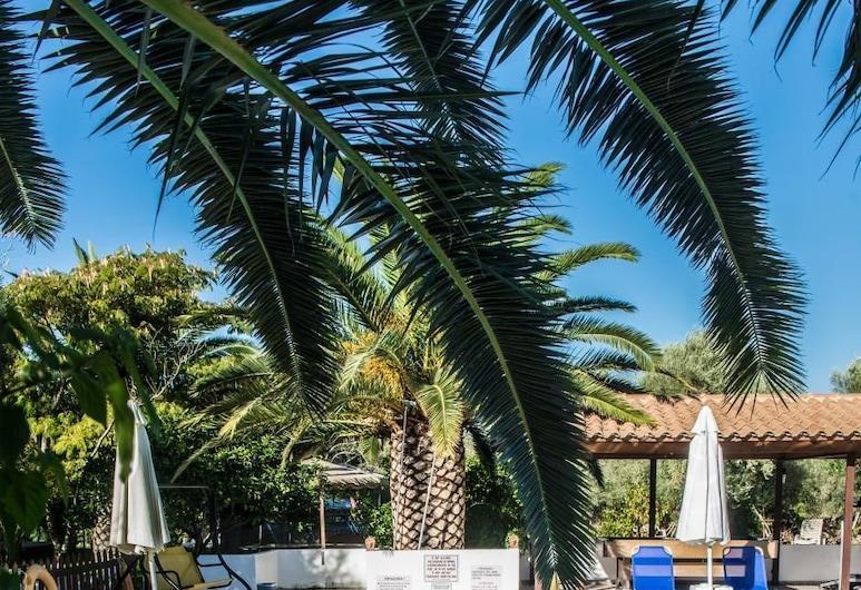 Alexaria Holidays Apartments, Lefkada, Piscina Exterior