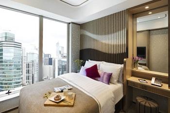 在香港的百利酒店照片