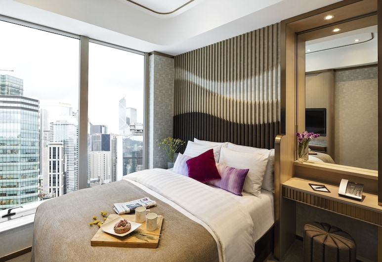 バーリントン ホテル, 香港, スーペリア ダブルルーム, 部屋からの眺望