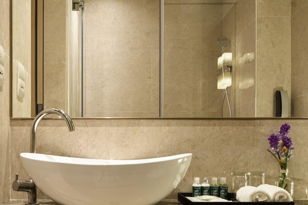 이그제큐티브 트윈룸 - 욕실