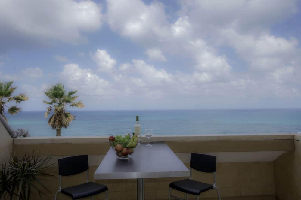 Suite Luxury, vista mare - Terrazza/Patio