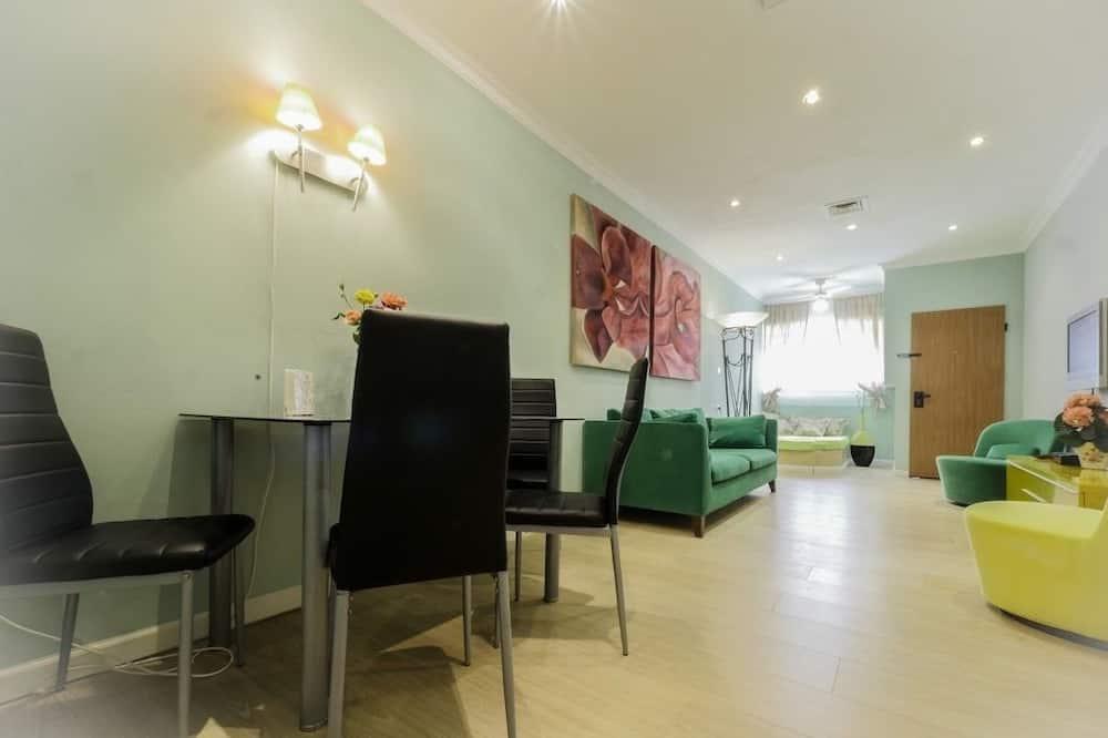Suite Luxury, vista mare - Pasti in camera