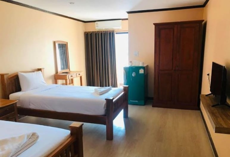 B.P Grand Service Apartment, Chiang Mai, Guest Room