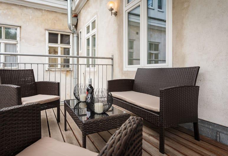 Operngasse Premium in Your Vienna, Vienna, Premium Apartment, 1 Bedroom, Accessible, Balcony, Terrace/Patio