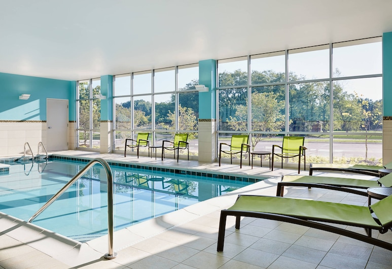 SpringHill Suites by Marriott Cleveland Independence, Independence, Indoor Pool