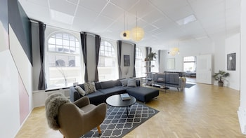 Picture of 240 sqm2 Hotel Apartment in CPH Center in Copenhagen