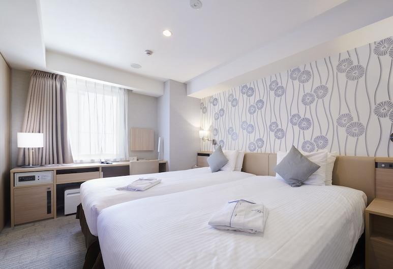 名鐵濱松町旅館, 東京, 雙床房, 非吸煙房, 客房