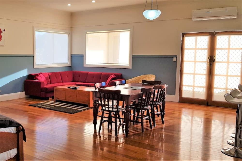 Studio – superior, kjøkken - Oppholdsområde